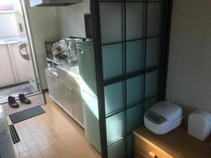 広く日当たりの良いキッチン