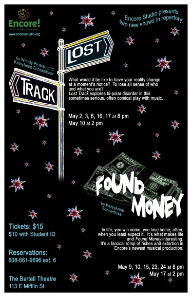 lost and found poster final