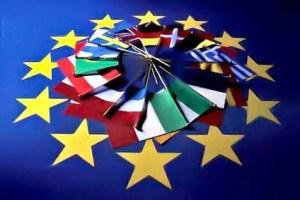 Europa-stelle-bandiere