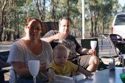 Louise, Ben and Lucas