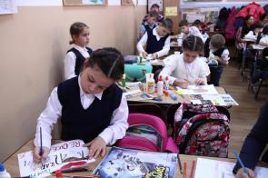 Atelier scoala Puterea reclamei Liceul Magurele