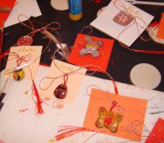 atelier copii Martisoare Global Mindscape la Anaid Art Gallery 8