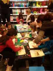 Atelier gratuit copii tehnica mixta colaj 2