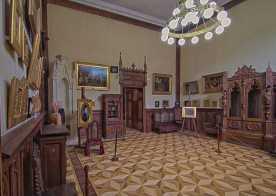 Muzeul Aman - atelierul - Cristian Oprea Oeffner