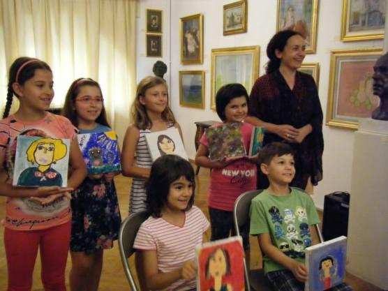 Caravana Muzeelor 2014 - Muzeul de Arta Vasile Grigore