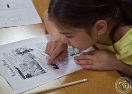 Scoala de vara la Muzeul Municipiului Bucuresti atelier banda desenata 2