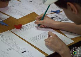Scoala de vara la Muzeul Municipiului Bucuresti atelier banda desenata 5