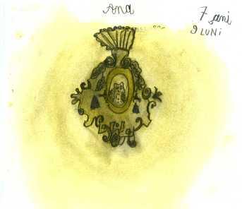 desen Ana Maria Calin 7 ani