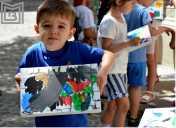 28-Eveniment copii Th. Aman-Caravana muzeelor-Paul Ionescu