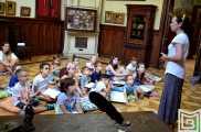 6-Eveniment copii Th. Aman-Caravana muzeelor-Paul Ionescu