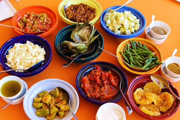 moroccan-starters-food