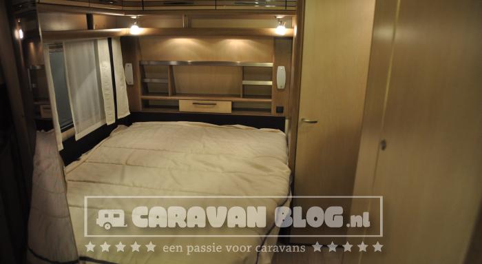 Fendt Tendenza 465 SFB Caravan Bed