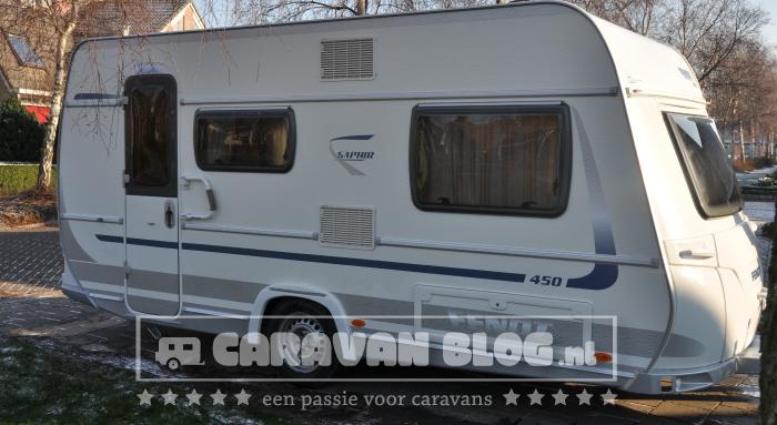 Fendt Saphir 450 SQB Caravan