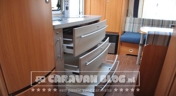 Fendt Saphir 450 SQB Keuken