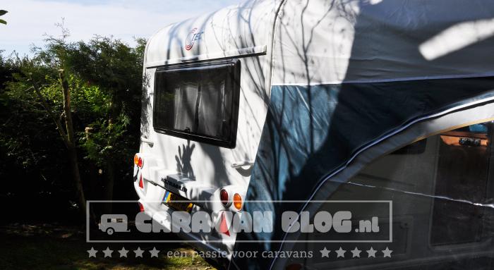 TEC-Weltbummler-Caravan-Achterzijde