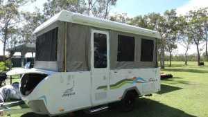 Jayco penquin camper van