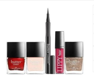 Butter London LIPPY Glitz & Glam Collection - 5 ct