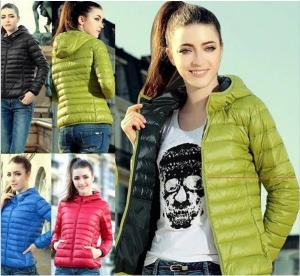 2017 Fashion Parkas Winter Doudoune Female Down Jacket Women Clothing Winter Coat Overcoat Women Jacket Parka Color Khaki Green