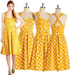 Madonna style Vintage Rockabilly Polka Dot Swing 50s 60s pinup Housewife Dress Hot Sales free shipping S-XXL
