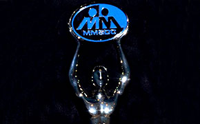 MMSDC Supplier of the Year Trophy
