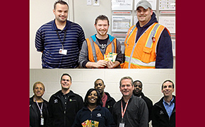 Caravan Facilities Management Safety Incentive Winners