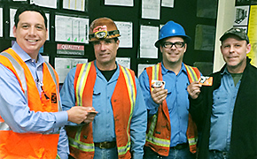 Caravan Facilities Management Safety Reward