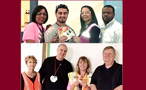 April 2014 Safety Incentive Program Winners