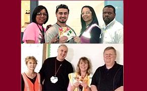 April 2014 Safety Incentive Program Winners
