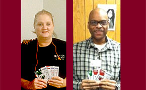 Caravan October 2014 Safety Incentive Winners