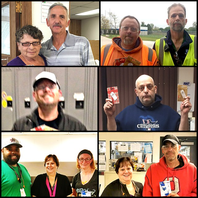 CFM Safety Winners - October 2017