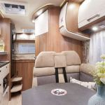 Results of the Caravan and Motorhome Club Motorhome Design Awards 2019
