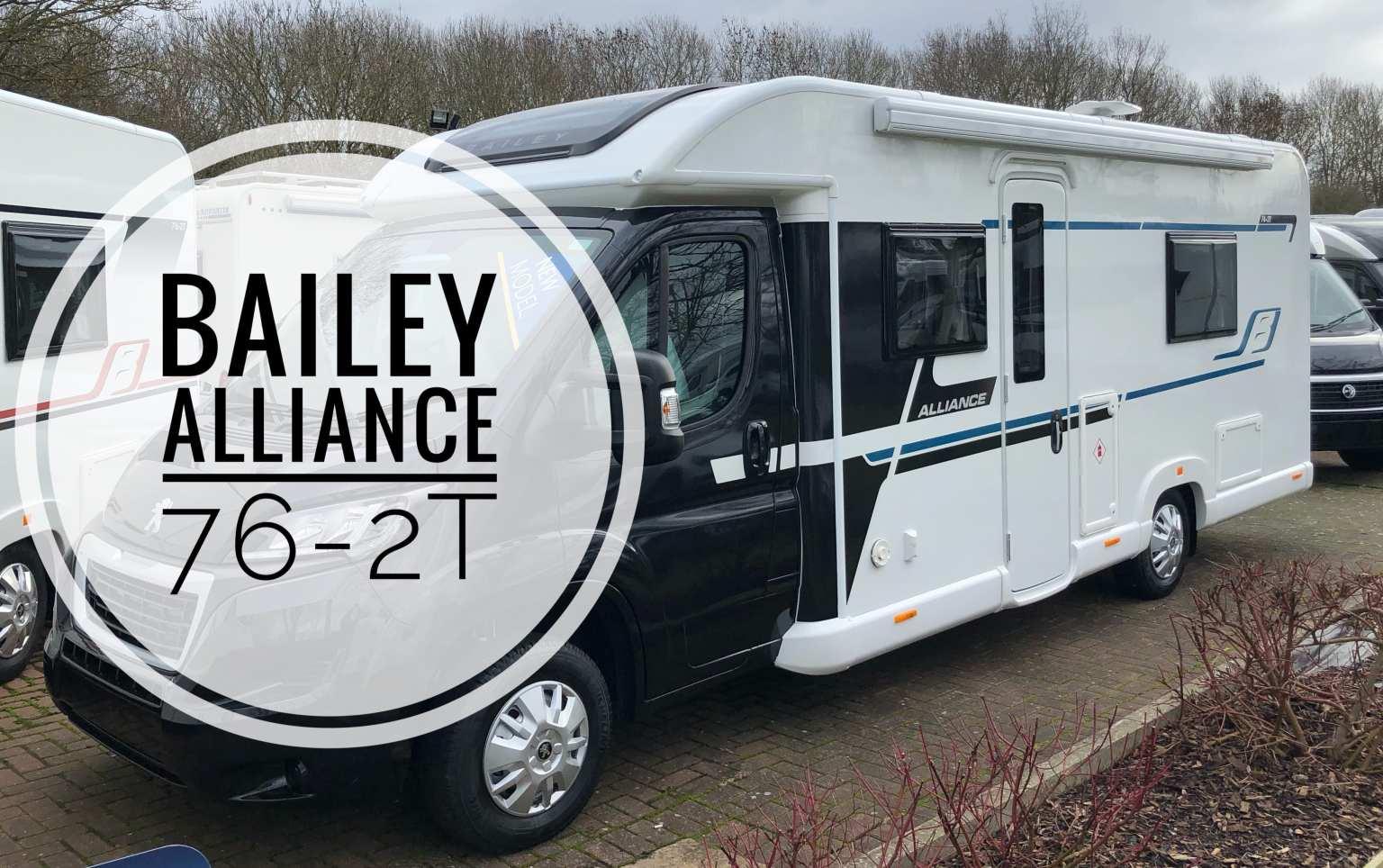 Bailey Alliance 76-2T