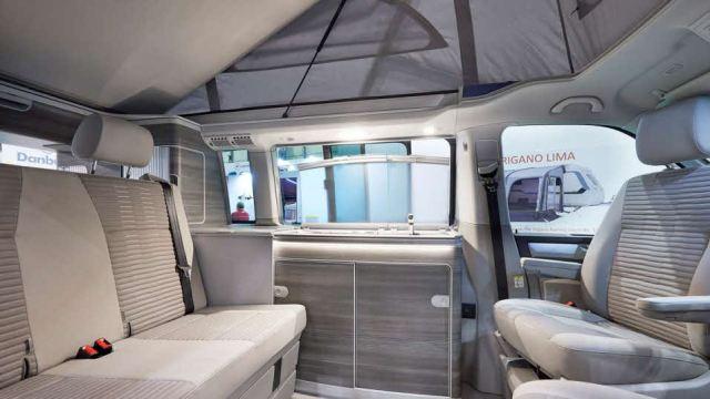 Volkswagen California Ocean 2 Campervan