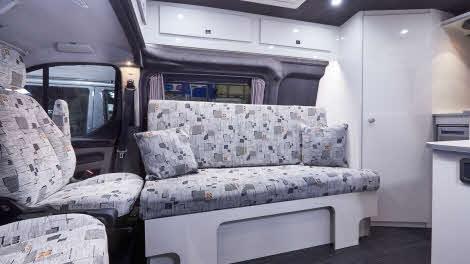 Wellhouse Leisure Ford Transit Custom Tellaro LUX-XL