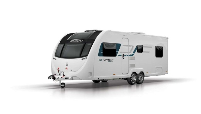 Swift Super Sprite Caravans