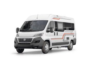 Swift Select Campervan