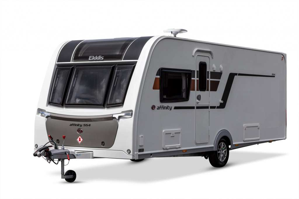Affinity 554 Front