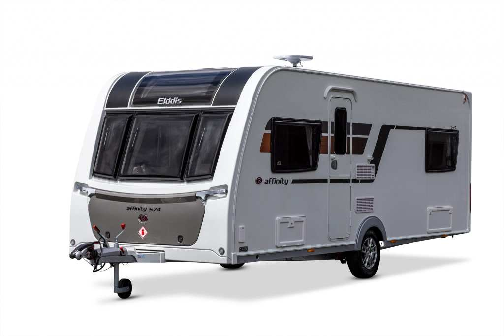 Affinity 574 Front