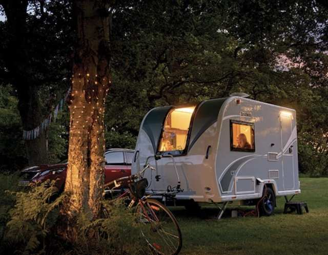 The all - new Bailey Discovery. A Caravan that is as individual as you are.