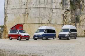 What to see at the NEC VW Campervan Range