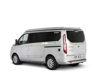 Globevan Rear
