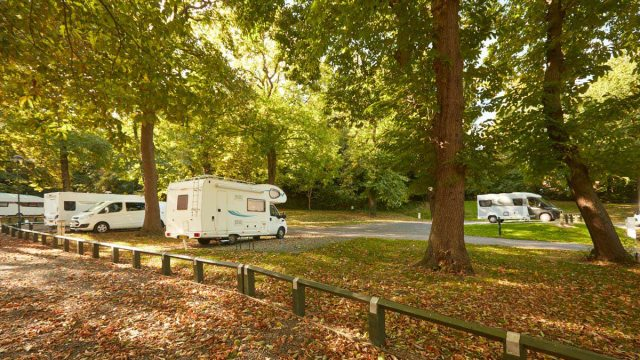 Autumn Winter Touring - Abbey Wood