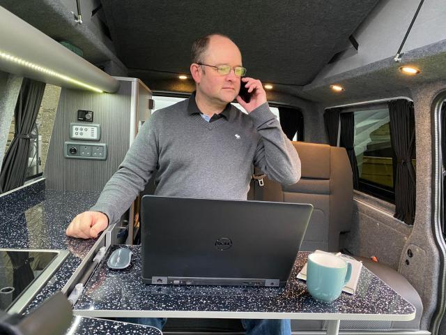 WFH helps boost campervan sales