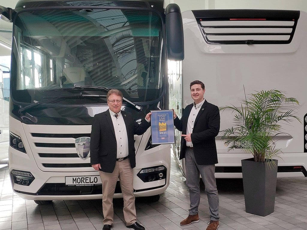 Knaus Tabbert Winning  in Europe