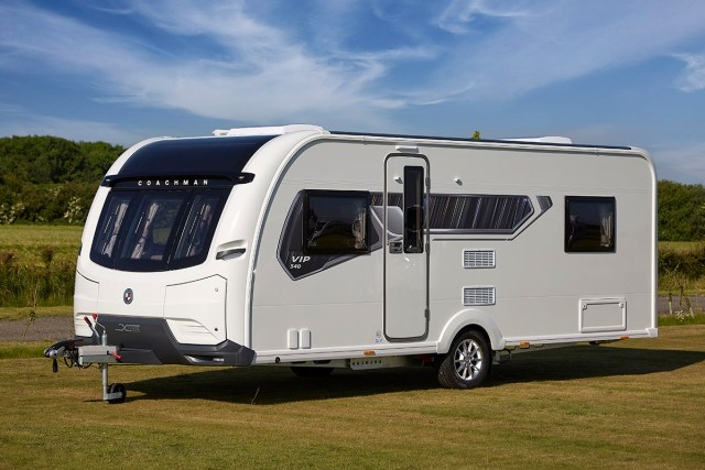 2022 Coachman Caravan Ranges