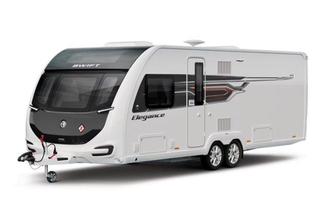 2022 Swift Caravan Ranges