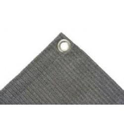 tapis de sol via mondo 2 5 x 3m gris 245 g m2 pour caravane et camping car
