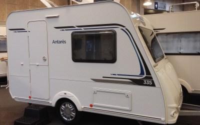 Caravelair Antares 335