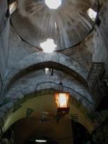 Lantern domes in Ottoman-era suq