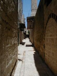 Street to side of Bahramiyya